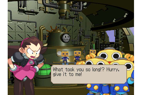 Misadventures of Tron Bonne, The [NTSC-U] ISO